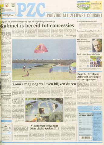 Provinciale Zeeuwse Courant 2003-09-19
