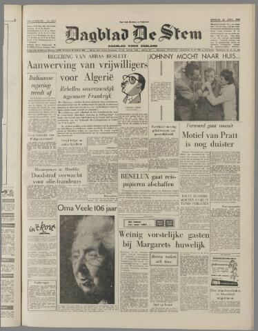 de Stem 1960-04-12