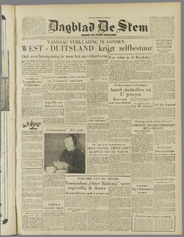 de Stem 1954-10-02