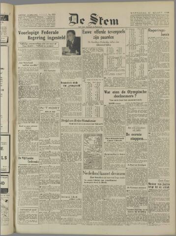 de Stem 1948-03-10