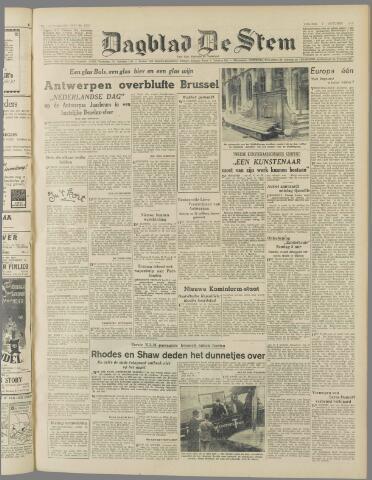 de Stem 1949-10-07