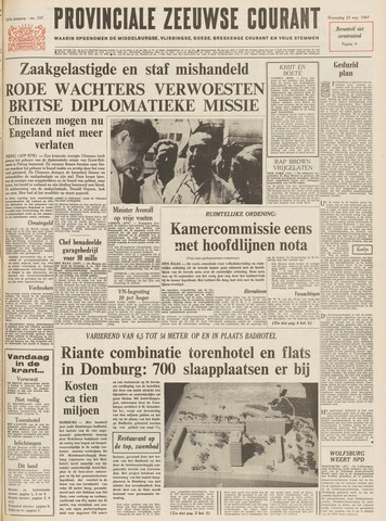 Provinciale Zeeuwse Courant 1967-08-23