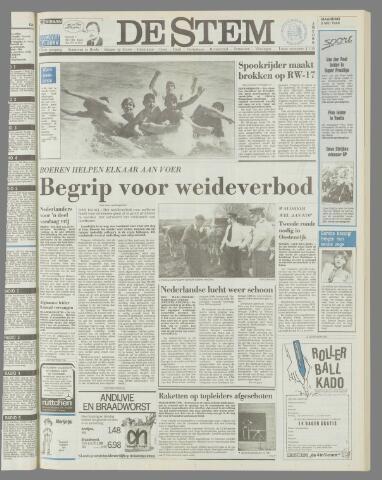 de Stem 1986-05-05