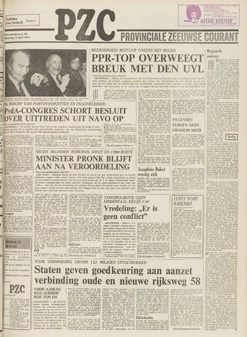 Provinciale Zeeuwse Courant 1975-04-12