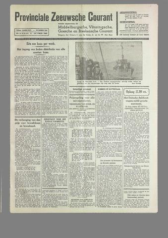 Provinciale Zeeuwse Courant 1940-10-21