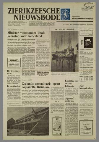 Zierikzeesche Nieuwsbode 1975-06-20