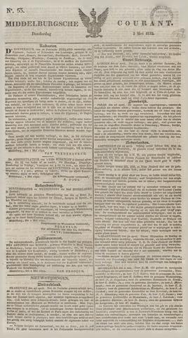 Middelburgsche Courant 1832-05-03