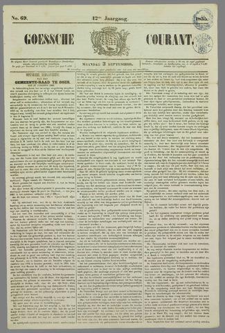 Goessche Courant 1855-09-03