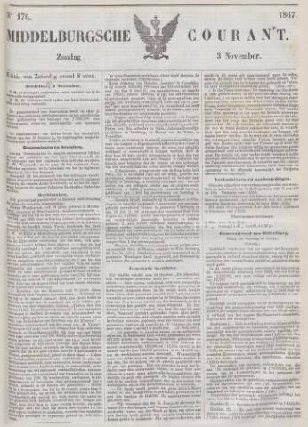 Middelburgsche Courant 1867-11-03