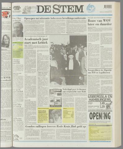 de Stem 1994-09-06