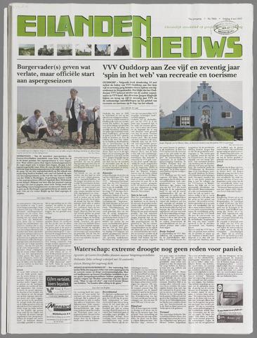 Eilanden-nieuws. Christelijk streekblad op gereformeerde grondslag 2007-05-04