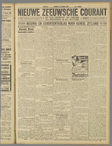 Nieuwe Zeeuwsche Courant 1926-02-06