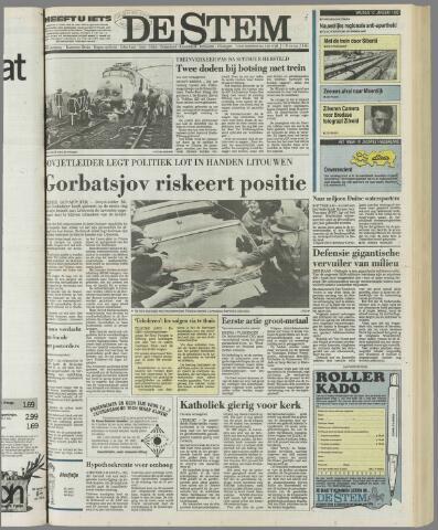 de Stem 1990-01-12