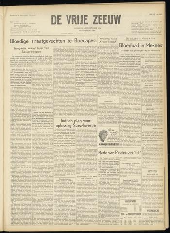 de Vrije Zeeuw 1956-10-25