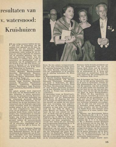 Watersnood documentatie 1953 - tijdschriften 1959-05-31