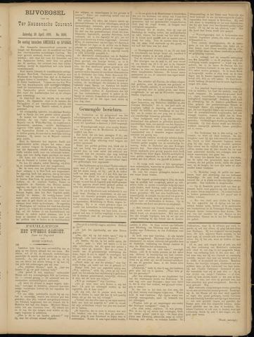 Ter Neuzensche Courant. Algemeen Nieuws- en Advertentieblad voor Zeeuwsch-Vlaanderen / Neuzensche Courant ... (idem) / (Algemeen) nieuws en advertentieblad voor Zeeuwsch-Vlaanderen 1898-04-30