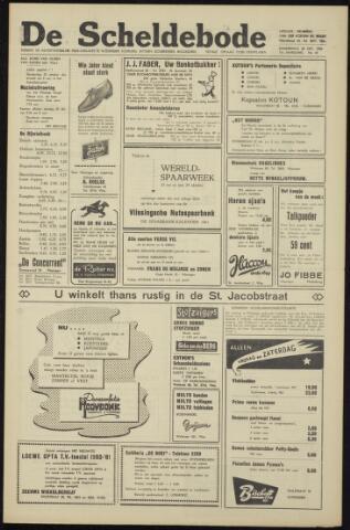 Scheldebode 1960-10-20