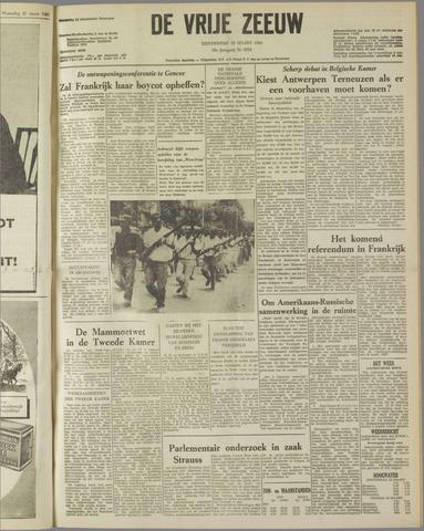de Vrije Zeeuw 1962-03-22