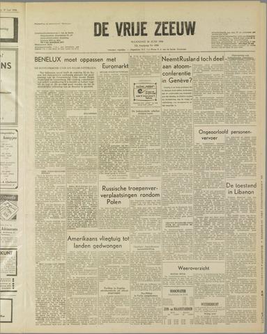 de Vrije Zeeuw 1958-06-30