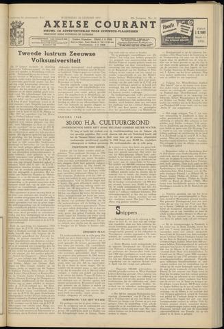 Axelsche Courant 1955-01-26
