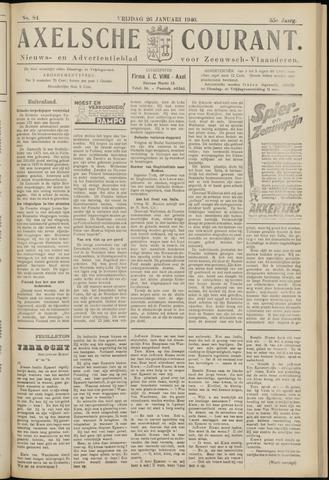 Axelsche Courant 1940-01-26