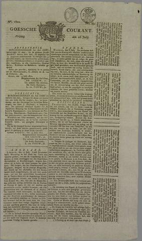 Goessche Courant 1822-07-26