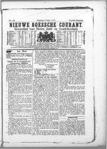Nieuwe Goessche Courant 1874-06-02