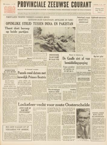 Provinciale Zeeuwse Courant 1965-09-02