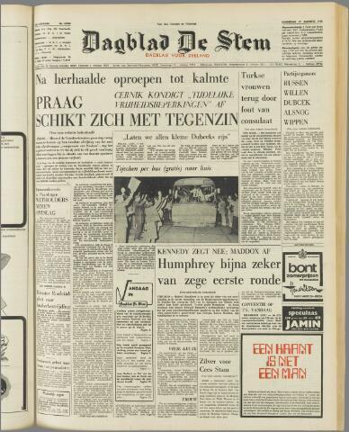 de Stem 1968-08-29