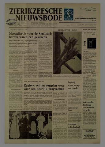 Zierikzeesche Nieuwsbode 1975-09-30