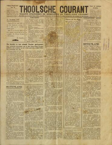 Ierseksche en Thoolsche Courant 1947-03-07