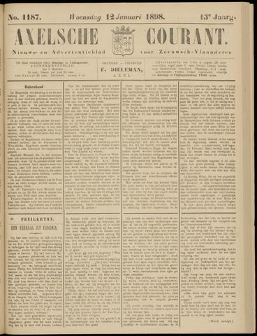 Axelsche Courant 1898-01-12