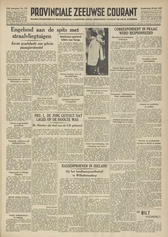 Provinciale Zeeuwse Courant 1949-07-28