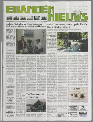 Eilanden-nieuws. Christelijk streekblad op gereformeerde grondslag 2007-06-19