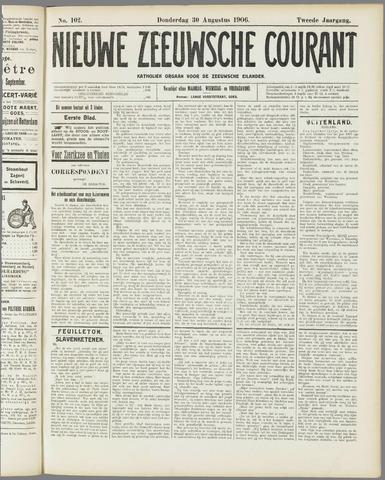 Nieuwe Zeeuwsche Courant 1906-08-30