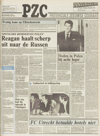 Provinciale Zeeuwse Courant 1981-12-18