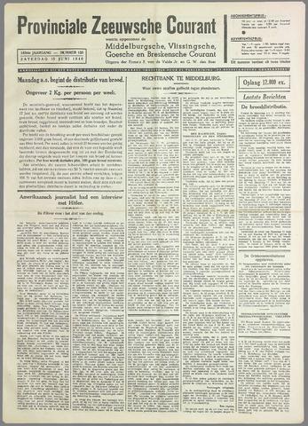 Provinciale Zeeuwse Courant 1940-06-15