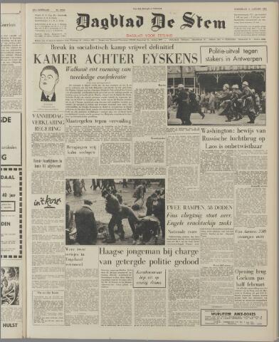 de Stem 1961-01-04