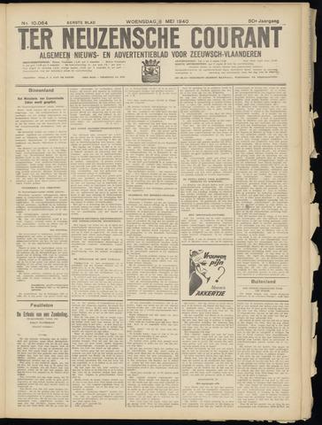 Ter Neuzensche Courant. Algemeen Nieuws- en Advertentieblad voor Zeeuwsch-Vlaanderen / Neuzensche Courant ... (idem) / (Algemeen) nieuws en advertentieblad voor Zeeuwsch-Vlaanderen 1940-05-08
