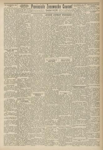 Provinciale Zeeuwse Courant 1945-07-11