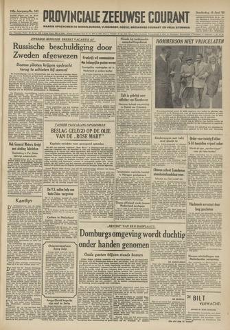 Provinciale Zeeuwse Courant 1952-06-19