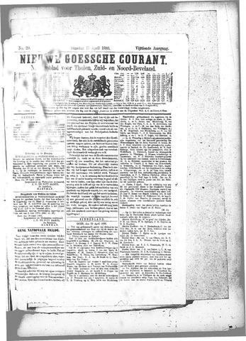 Nieuwe Goessche Courant 1880-04-13
