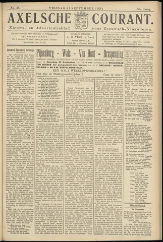 Axelsche Courant 1934-09-21