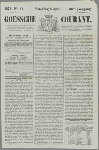 Goessche Courant 1873-04-05
