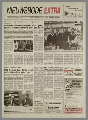 Zierikzeesche Nieuwsbode 1993-12-01