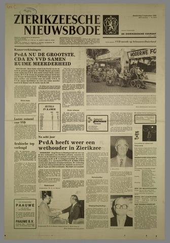 Zierikzeesche Nieuwsbode 1982-09-09