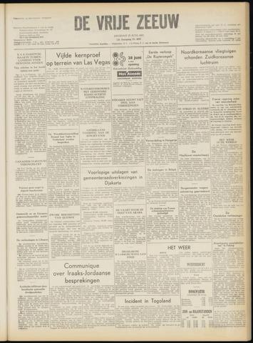 de Vrije Zeeuw 1957-06-25