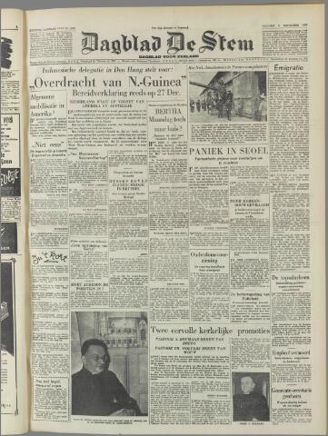 de Stem 1950-12-08