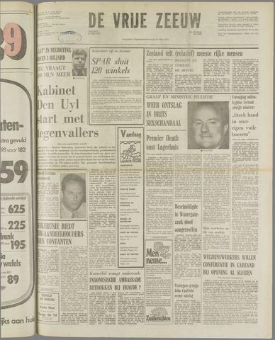 de Vrije Zeeuw 1973-05-25