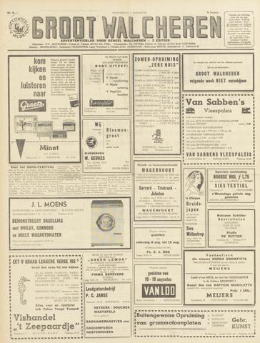 Groot Walcheren 1964-08-06